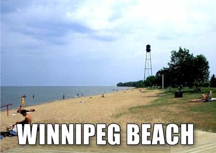 winnipeg beach
